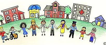Image result for family community clipart