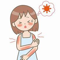 フリー素材 イラスト 日焼け に対する画像結果