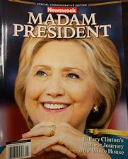 Image result for madam president newsweek