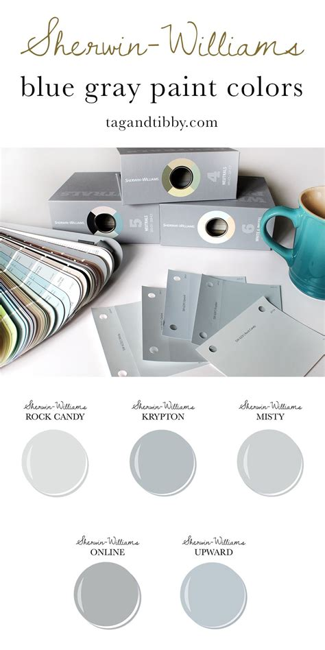 the best blue gray paint colors crafts recipes diy