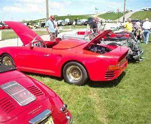 Image result for DrClock porsche 356 speedsters