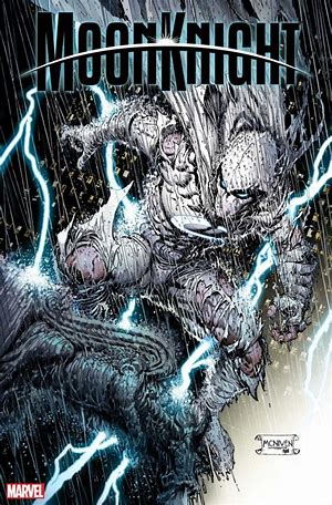 Image result for moon knight #1 2021