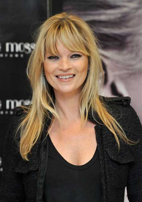 celebrity hairstyles with bangs hairstyles and