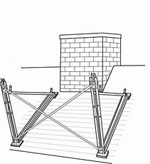 Image result for Roof Brackets scaffold