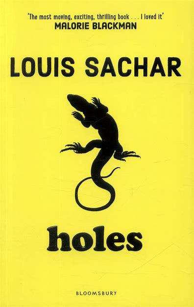 Image result for holes by louis sachar
