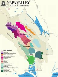 Image result for napa valley map