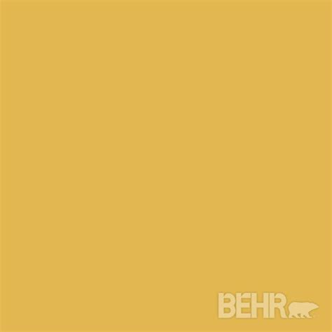 behr paint color yellow gold d modern paint by