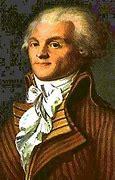 Résultat d'images pour Maximilien de Robespierre