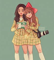 Image result for Cartoon Best Friends Characters Girls