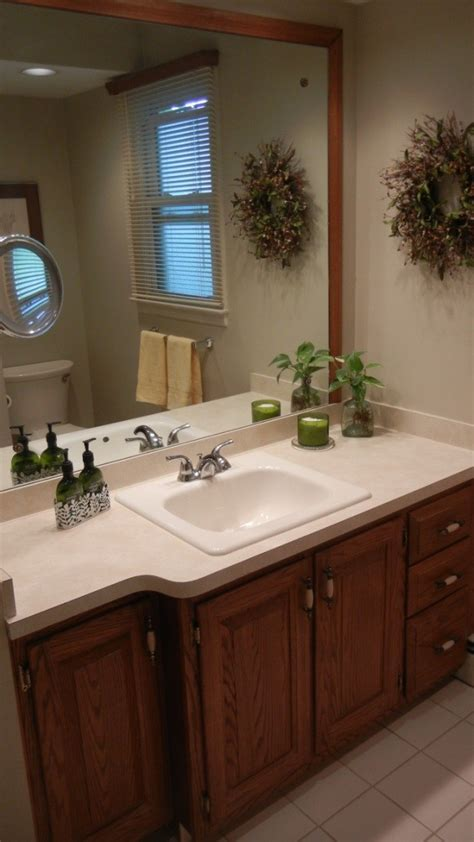 bathroom paint color coordinate beige tile