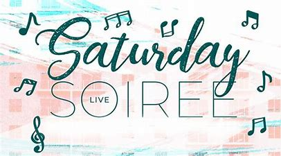 Image result for saturday soiree