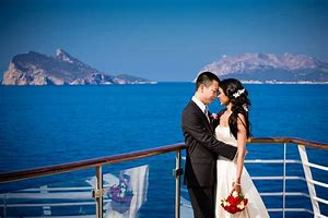 Image result for Wedding On a Cruise Ship