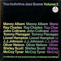 Image result for Definitive jazz scene voluume 2