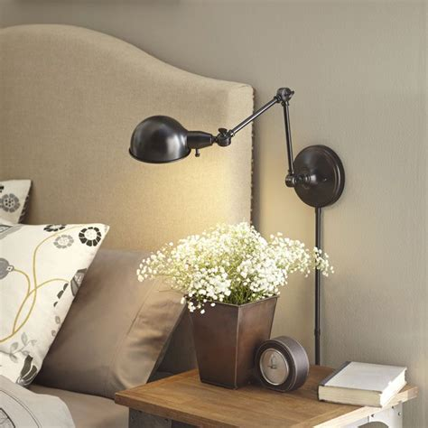 curl up with a good book or highlight a pretty bedside