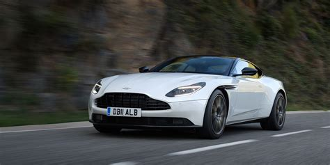 aston martin db v first drive review car and