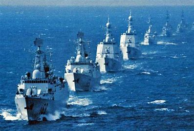 Image result for China Navy Fleet