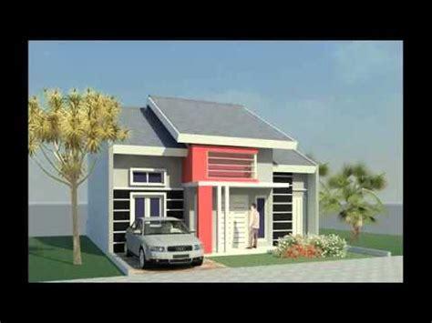 desain rumah sederhana ukuran x youtube