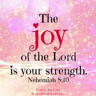 Image result for Rejoice in the Lord, He's Our Strength