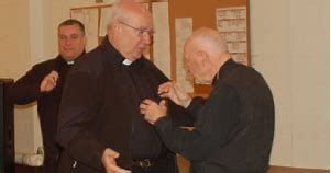 Image result for cardinal mccarrick and ive