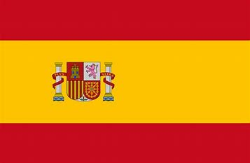 Image result for spaniens flagga