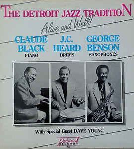 Image result for the detroit jazz traditional parkwood