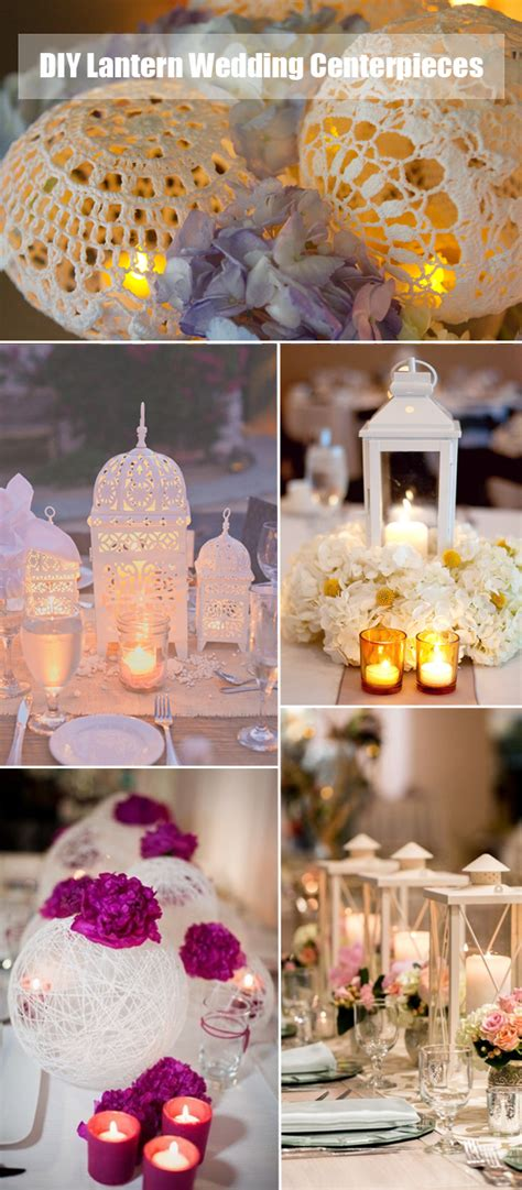 diy wedding centerpieces ideas for your reception
