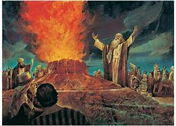 Image result for elijah in the bible gif