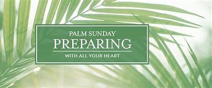 Image result for palm sunday year b