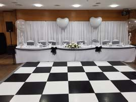 table and chair hire in essex cambridgeshire