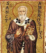 Image result for saint ambrose