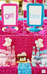 Image result for images gender reveal parties