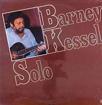 Image result for Barney Kessell solo