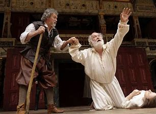 Image result for images king lear on health