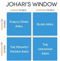 Image result for joharis window