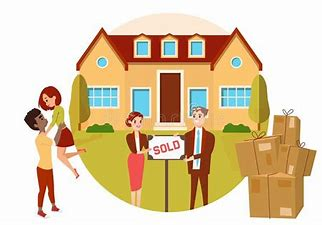 Image result for Buying a house cartoon
