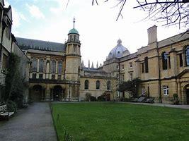 Bildresultat för Hertford College Oxford