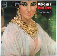 Image result for Paul horn  cleopatra