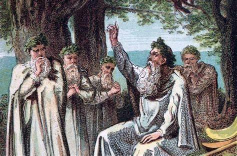 Une hardie prophétie du druide Diviciac . OIP