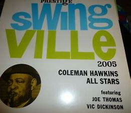 Image result for coleman hawkins all stars swingville prestige