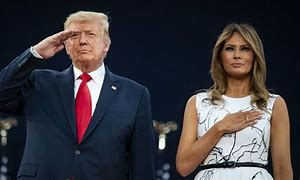 Image result for picture president trump and first lady