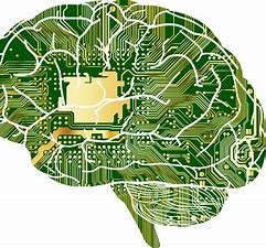 Image result for images brain as computer