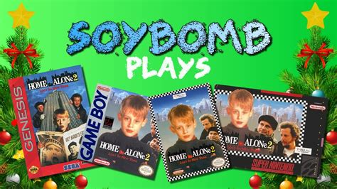 HOME ALONE LOST IN NEW YORK NES GAME BOY SNES SEGA