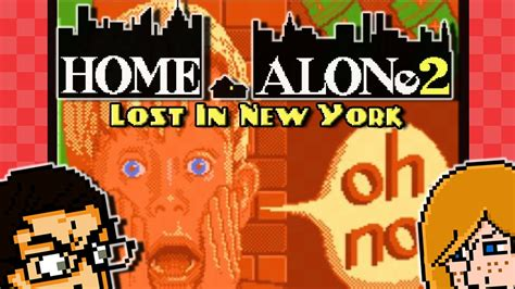 LET S PLAY HOME ALONE LOST IN NEW YORK SNES GAMEPLAY