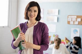 Image result for free picture of teacher in classroom