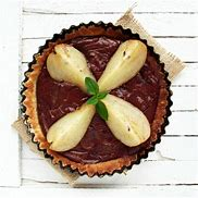 Image result for gluten and egg free chocolate tart
