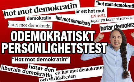 Bildresultat för hot mot demokratin