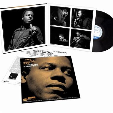 Image result for wayne shorter the all seeing eye tone poet