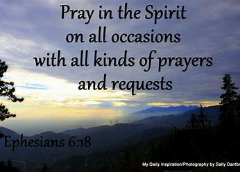 Image result for pics of people praying in spirit