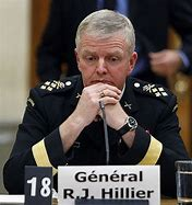 Image result for pic of general rick hillier