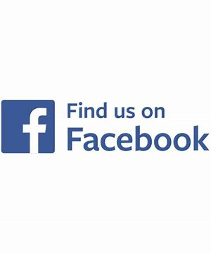 Image result for find us on facebook icon